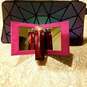 Cosmetic bag bundle.  New.